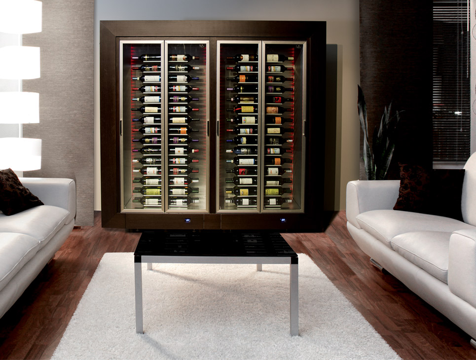 Cantina vino - Armadi a parete ...